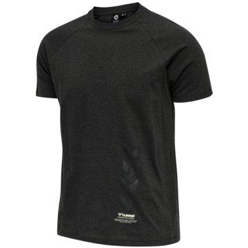 Hummel T-ShirtshmlCALEB T-SHIRT - 211161 schwarz