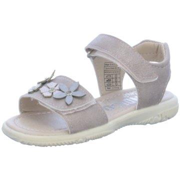 Indigo Offene Schuhe beige