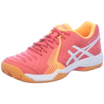 asics Running orange