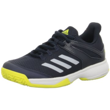 adidas Tennisschuh schwarz
