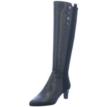 Hispanitas Klassischer Stiefel schwarz