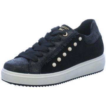 Igi&Co Sneaker Low schwarz