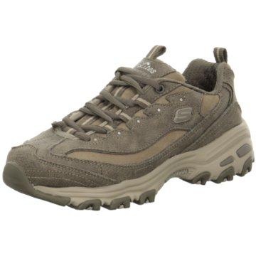 Skechers Outdoor Schuh beige