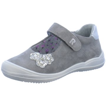 Richter Slipper grau