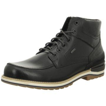 Fretz Men Komfort Stiefel schwarz