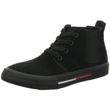 Tommy Hilfiger Sneaker High schwarz