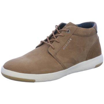 Tommy Hilfiger Sneaker High braun