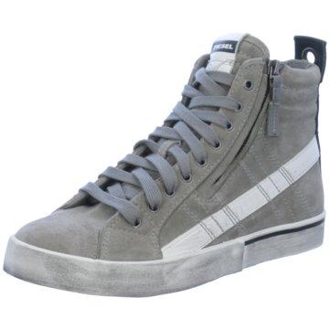 Diesel Sneaker High grau