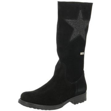 Micio Klassischer Stiefel schwarz