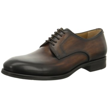 Magnanni Business Outfit braun