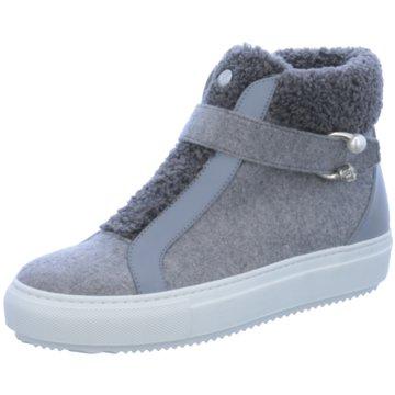 Marc Cain Sneaker High grau
