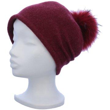 Seeberger Mütze Damen rot