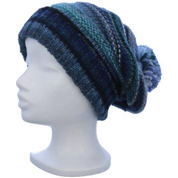 Rosenberger Mütze Damen blau