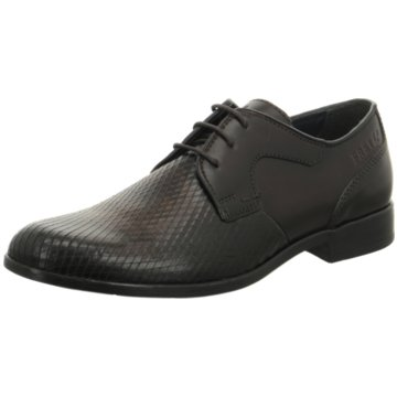 Fretz Men Business Schnürschuh braun