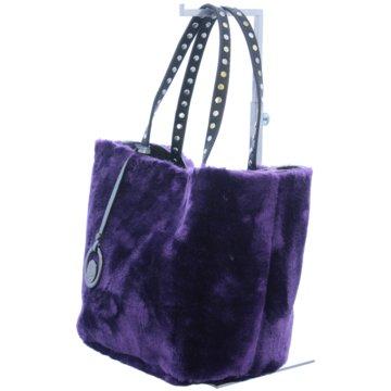 merch mashiah Handtasche lila