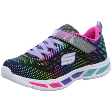 Skechers Sneaker LowS Lights Litebeams Gleam N Dream schwarz