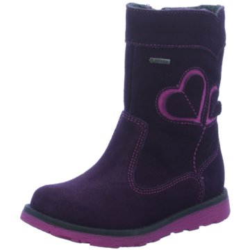 Superfit Hoher Stiefel lila