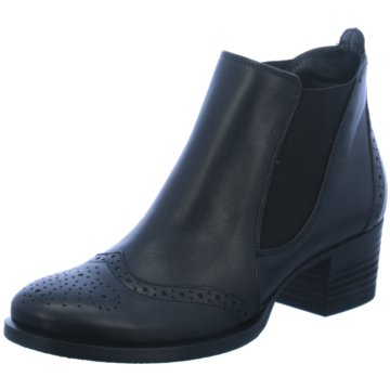 Paul Green Chelsea Boot9486 schwarz