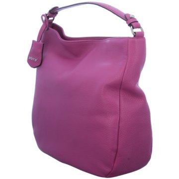 Abro Handtasche lila