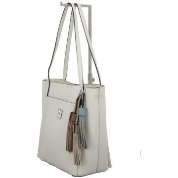 ara Handtasche weiß