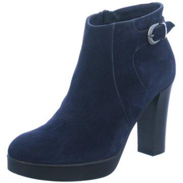 Donna Piu Stiefelette blau