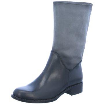 Donna Piu Klassischer Stiefel grau