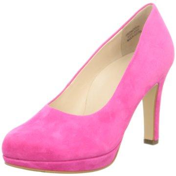 Paul Green Plateau Pumps pink