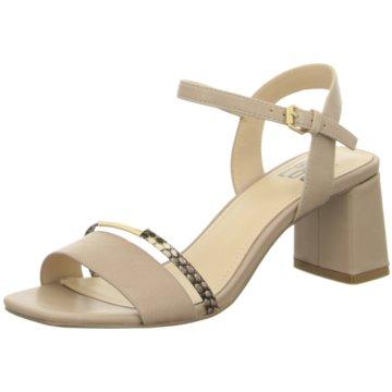 Bibi Lou Top Trends Sandaletten beige