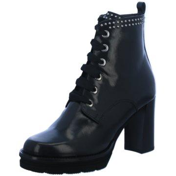 Maripé Stiefelette schwarz