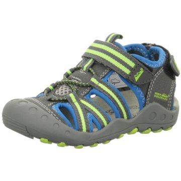HIGH COLORADO Offene Schuhe blau
