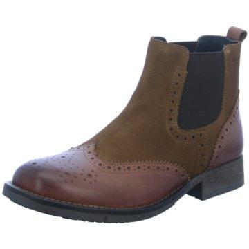 Marc Chelsea Boot braun