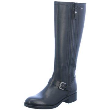 Geox Klassischer Stiefel schwarz