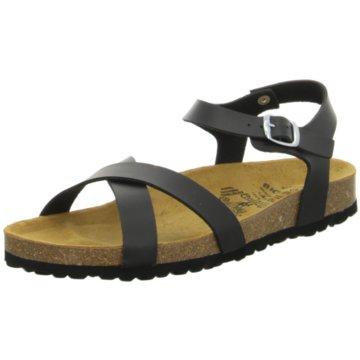 BIO POINT Sandale schwarz