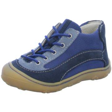 Ricosta Schnürschuh blau