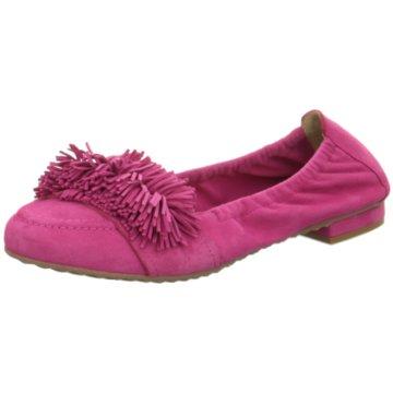 Perlato Klassischer Ballerina pink