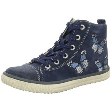 Lurchi Sneaker High blau