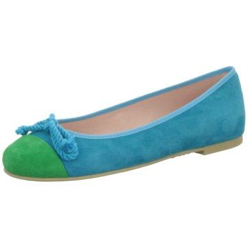 Jaime Mascaro Klassischer Ballerina blau