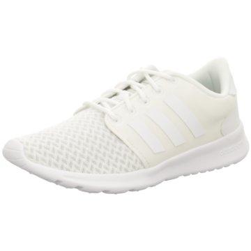 adidas Sneaker LowCloudfoam QT Racer Women weiß