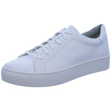 Vagabond Sneaker weiß