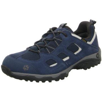 JACK WOLFSKIN Outdoor Schuh blau