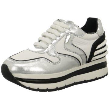 Voile Blanche Plateau Sneaker weiß