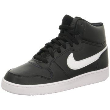 low priced e76b6 7b283 Nike Sneaker High schwarz