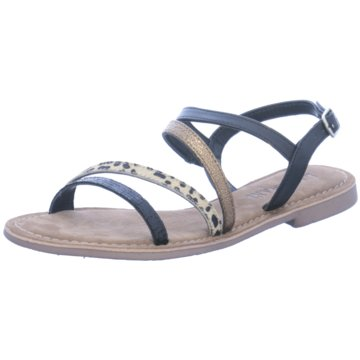 Lazamani Sandale braun