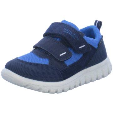 Legero Klettschuh blau