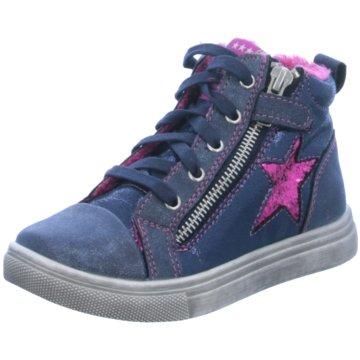 Indigo Sneaker High blau