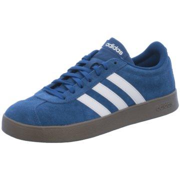 adidas Sneaker SportsVL Court 2.0 Suede blau