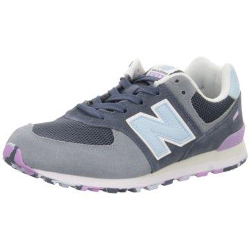 New Balance Sneaker Sports grau