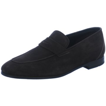 Franceschetti Business Slipper braun
