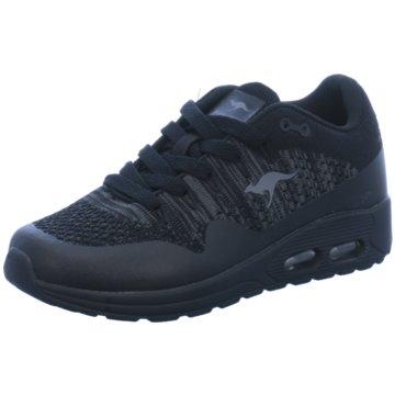 KangaROOS Sneaker Sports schwarz
