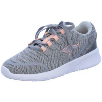 KangaROOS Sneaker Sports grau